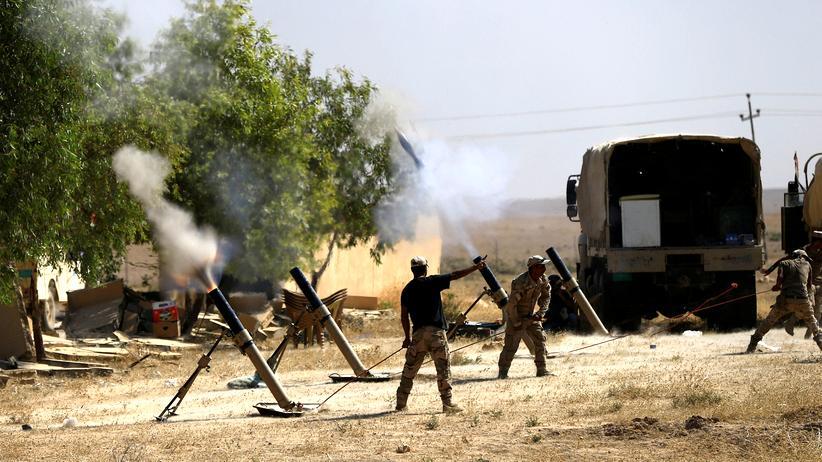"""""""Islamischer Staat"""": Irakische Regierung meldet Rückeroberung von Tal Afar"""