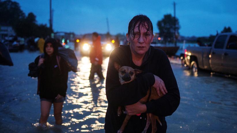 Texas: Trump verspricht Flutopfern schnelle Hilfe