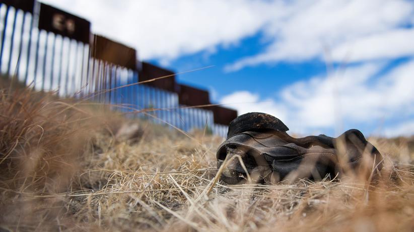 USA: Im Bundesstaat Arizona ist die Zahl der illegalen Grenzüberquerungen um mehr als 80 Prozent zurückgegangen.