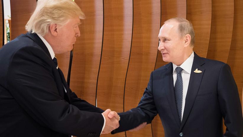 USA und Russland: Trump dankt Putin für Ausweisung der Diplomaten
