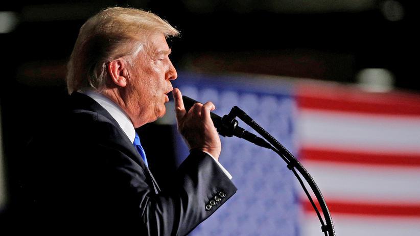 Donald Trump: Willkommen in der Realität