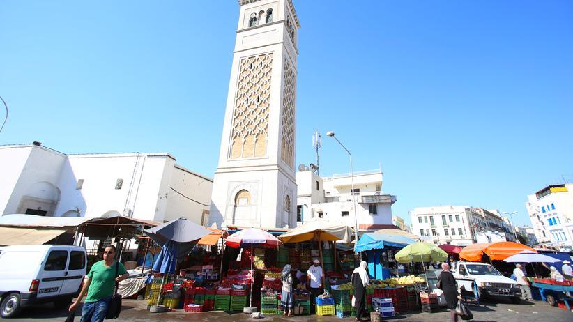 Tunesien: Markt in der Altstadt von Tunis