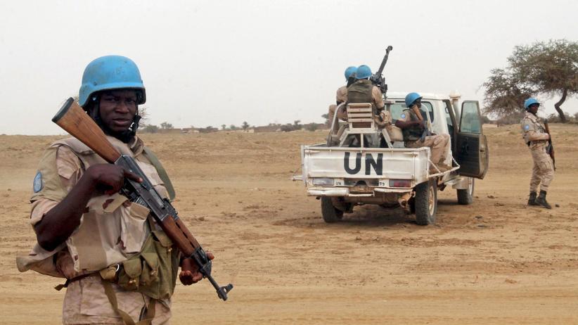 Mali: Mehrere Tote bei Angriff auf UN-Stützpunkt in Timbuktu