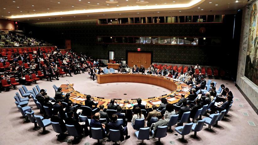 UN Nordkorea Krisensitzung