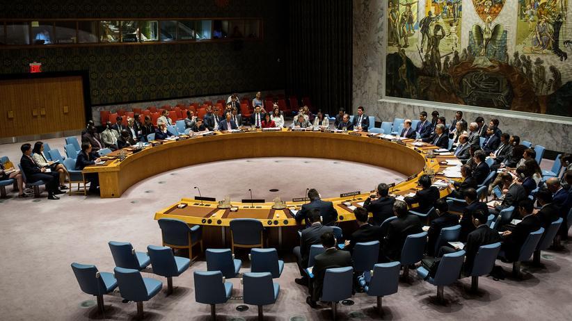 Nordkorea: Sicherheitsrat beschließt härtere Sanktionen gegen Nordkorea