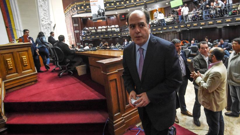 Venezuela: Parlament gegen Parlament