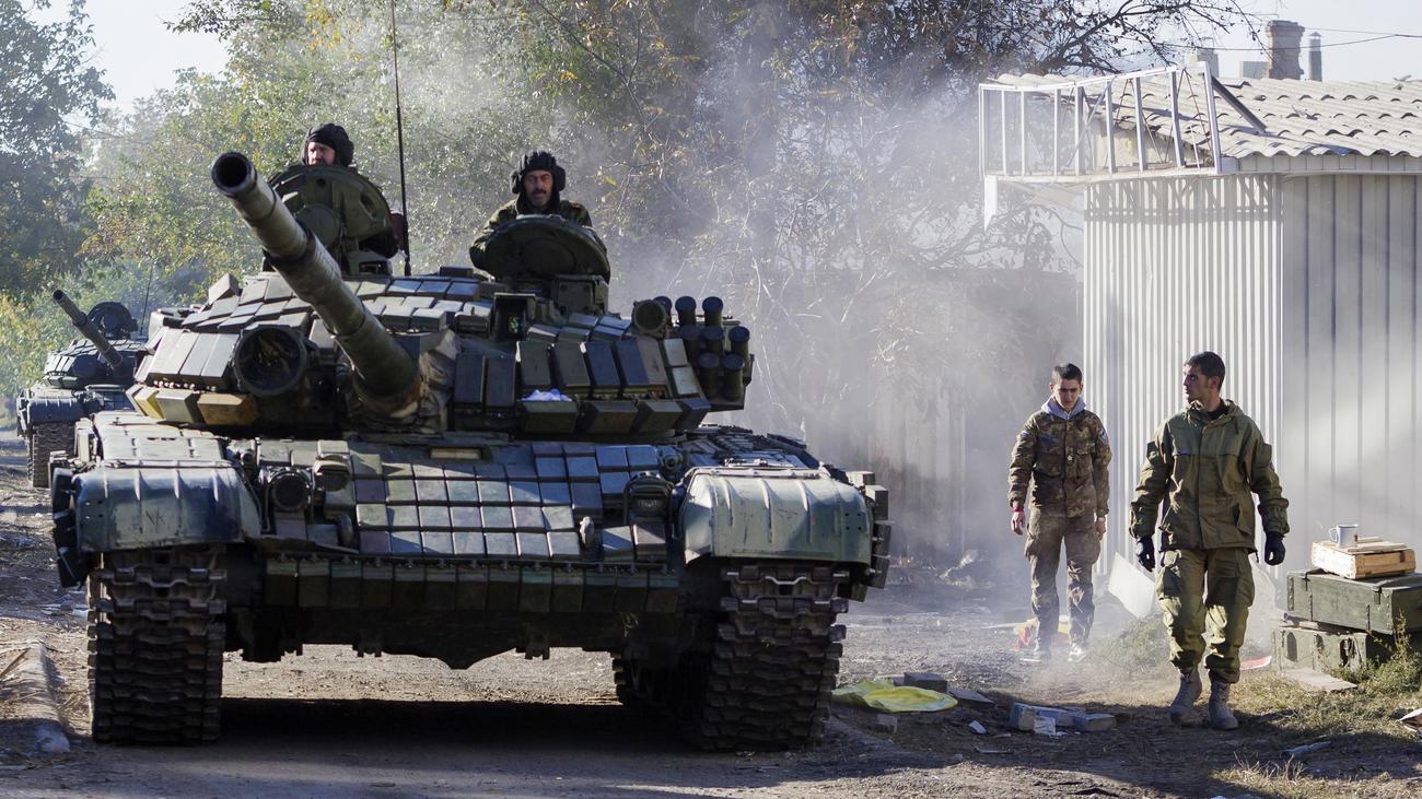 Ostukraine: Neue Waffenruhe vereinbart