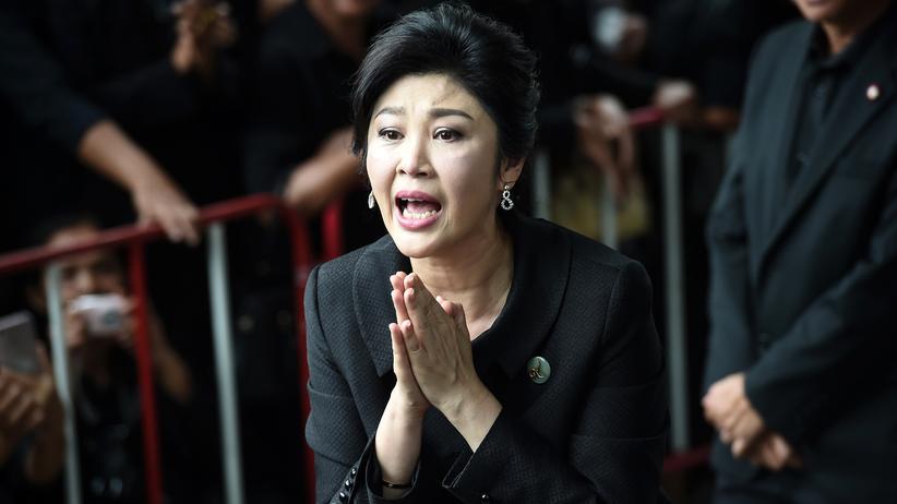 Thailand: Ex-Regierungschefin Yingluck ist auf der Flucht
