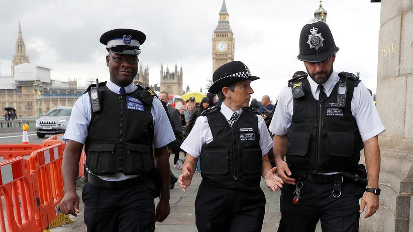 Brexit: Die britische Regierung will, dass Polizei und Geheimdienste weiterhin mit der EU zusammenarbeiten.