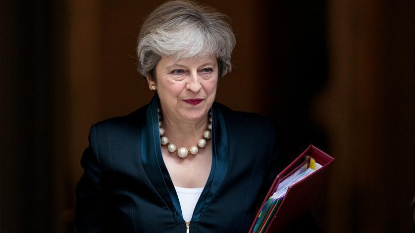 Gesetzentwurf zur Umsetzung des Brexit passiert das britische Unterhaus