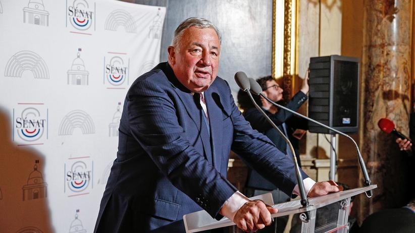 Frankreich Gérard Larcher