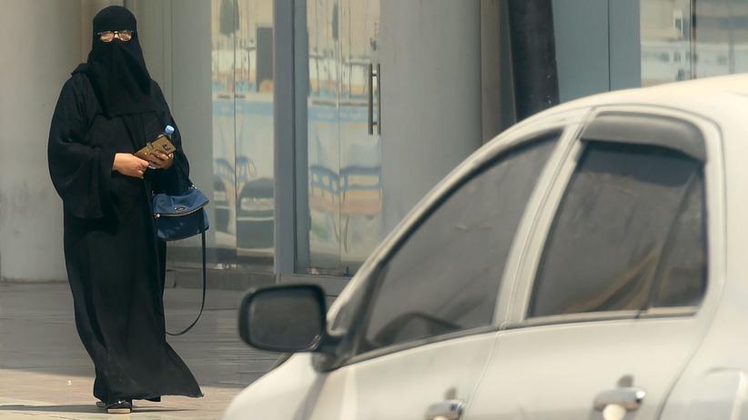 Saudi-Arabien: Eine Frau, ein Auto: zwei Dinge, die bisher nicht zusammengehörten in Saudi-Arabien
