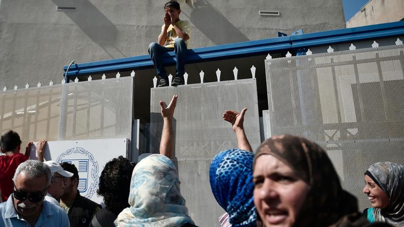 Europäische Union: EU-Staaten nehmen deutlich weniger Flüchtlinge auf