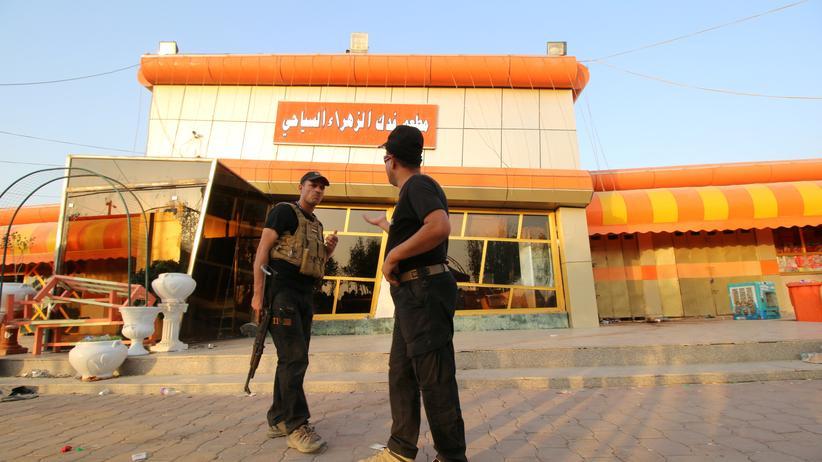 Nasirija: Mindestens 50 Tote bei Doppelanschlag im Irak