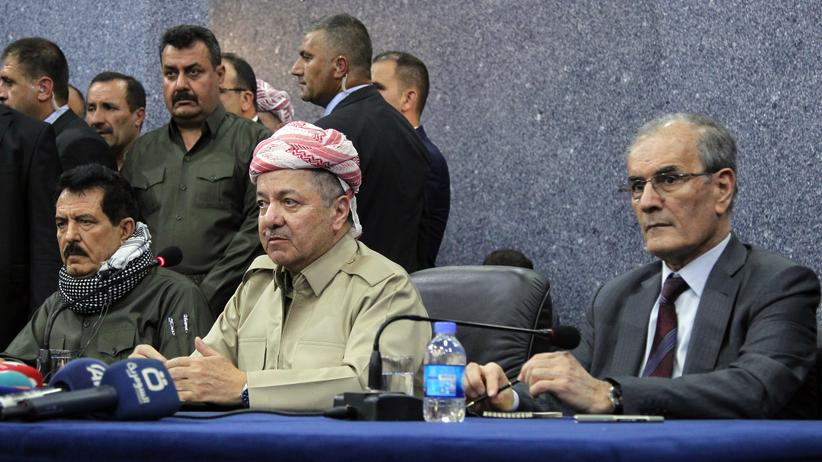 Irak: Gouverneur wegen kurdischen Unabhängigkeitsreferendums abgesetzt