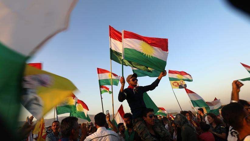 """Unabhängigkeitsreferendum der Kurden: Al-Abadi will """"Kampf zwischen irakischen Bürgern"""" verhindern"""