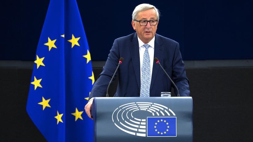 Europäische Kommission: Juncker will den Euro für alle EU-Staaten