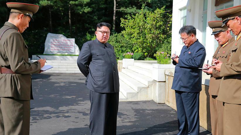 Nordkorea-Konflikt: Um Kim wird es sehr einsam