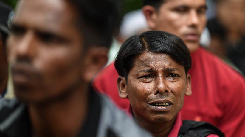 Rohingya: Viele Tote bei Kämpfen in Myanmar