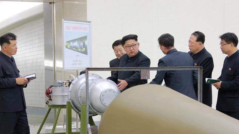 Nordkorea und USA: Gleichung mit zwei Unbeherrschten