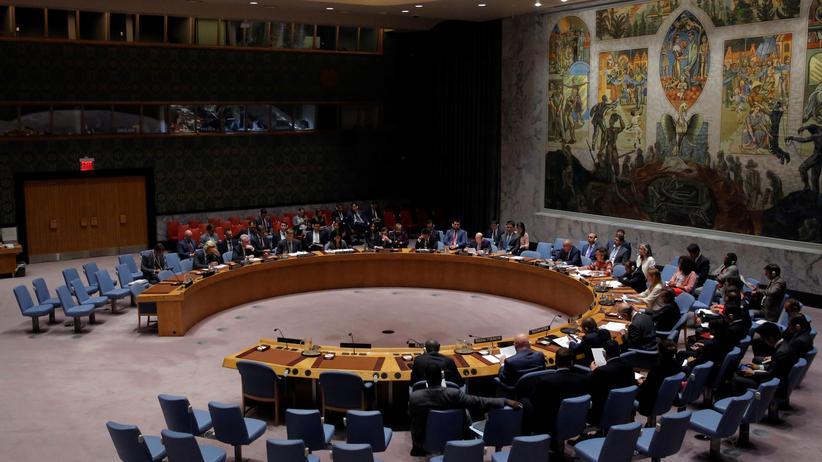 Nordkorea: Eine Sitzung des UN-Sicherheitsrats