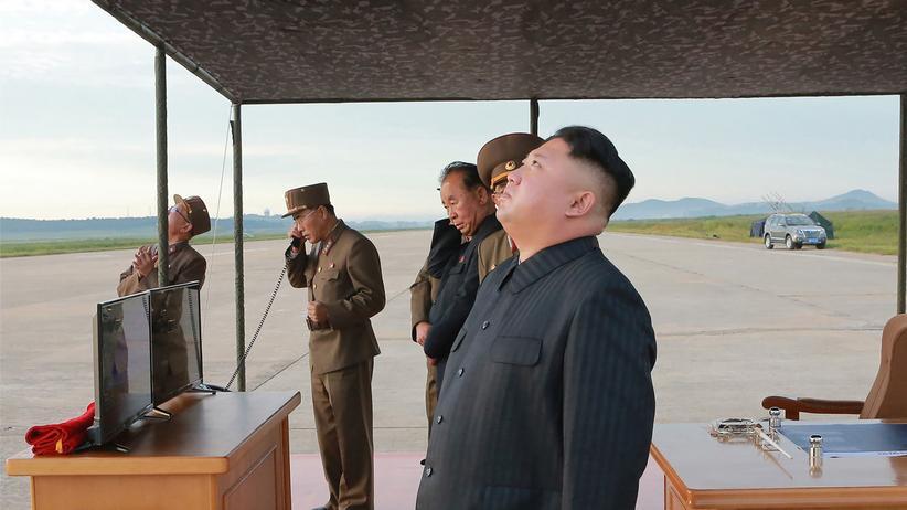 Donald Trump: Nordkoreas Machthaber Kim Jong-Un