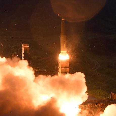 Nordkorea-Krise: Die Pöbler und ihre Arsenale des Schreckens