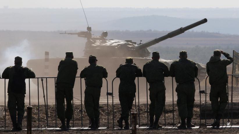 Ukraine: Angebot vom Kriegsherren