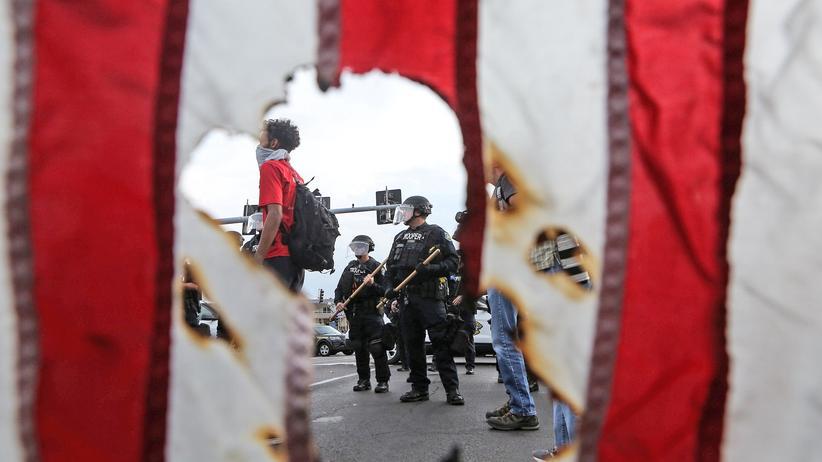 St. Louis: Gewaltsame Proteste nach Freispruch für Polizisten