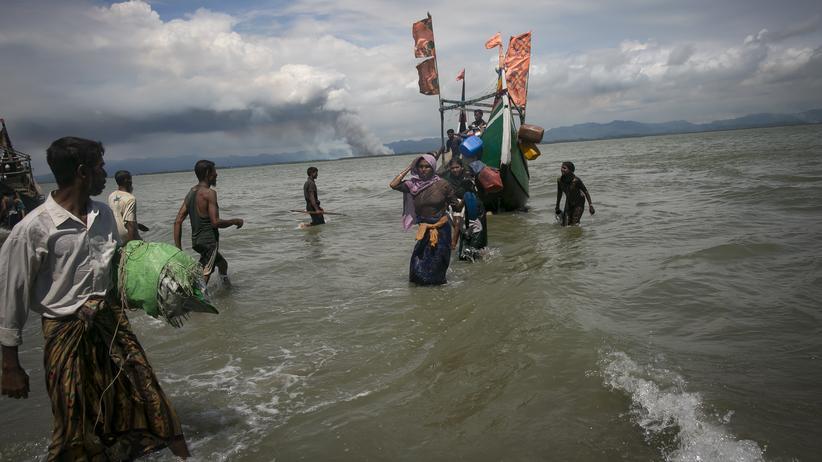 Rohingya: Ein ganzes Volk auf der Flucht