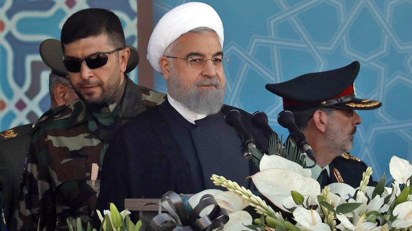 Atomabkommen: Iran meldet Test einer Mittelstreckenrakete