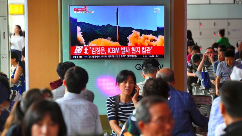 Nordkorea-Konflikt: Es geht nur um Sicherheitsinteressen