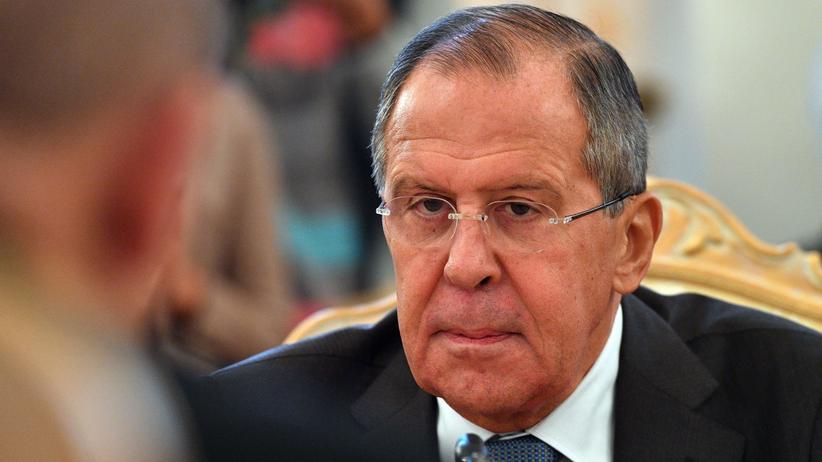 Russland: Lawrow bezeichnet Einmischung in Bundestagswahl als Fake