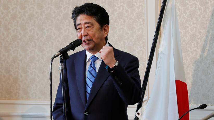 Japan: Ministerpräsident Shinzo Abe hat das Unterhaus des japanischen Parlaments aufgelöst