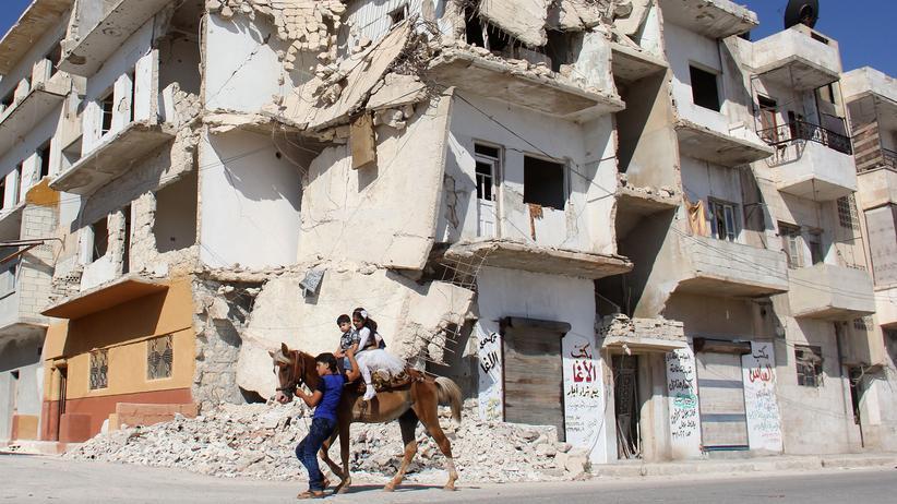 Syrien-Gespräche: Nordsyrische Provinz soll Deeskalationszone werden