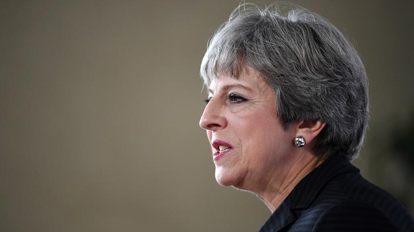Großbritannien: May will Kooperation mit EU in Sicherheitsfragen