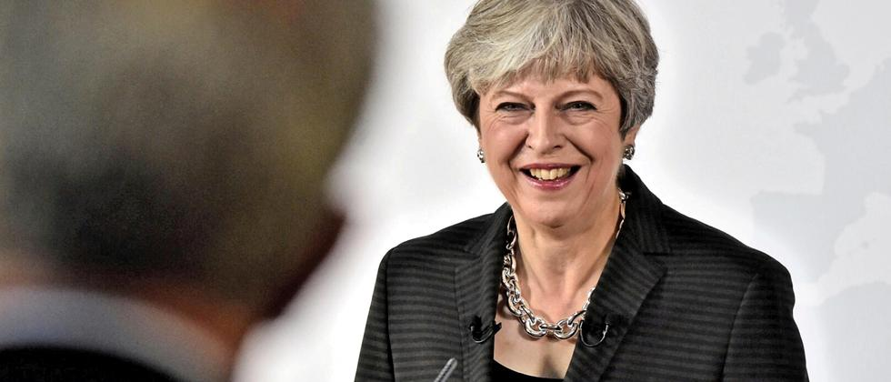 Theresa May Florenz Brexit Rede