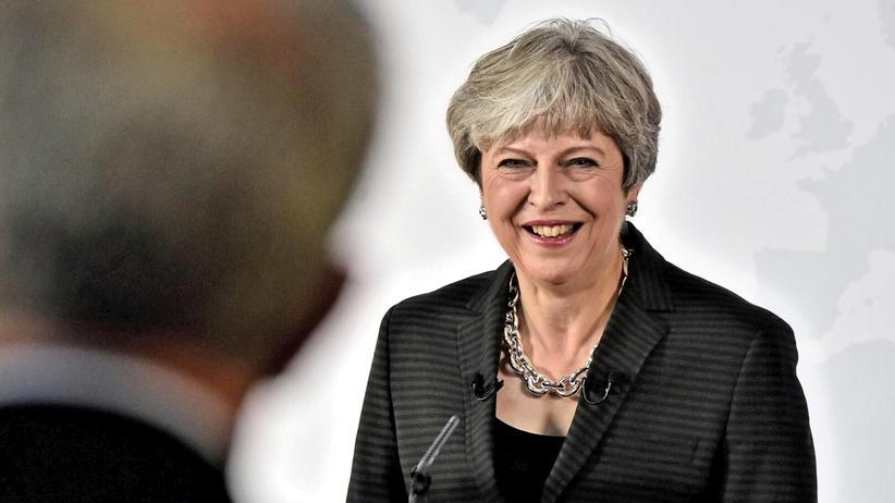 Theresa May: Plötzlich solidarisch
