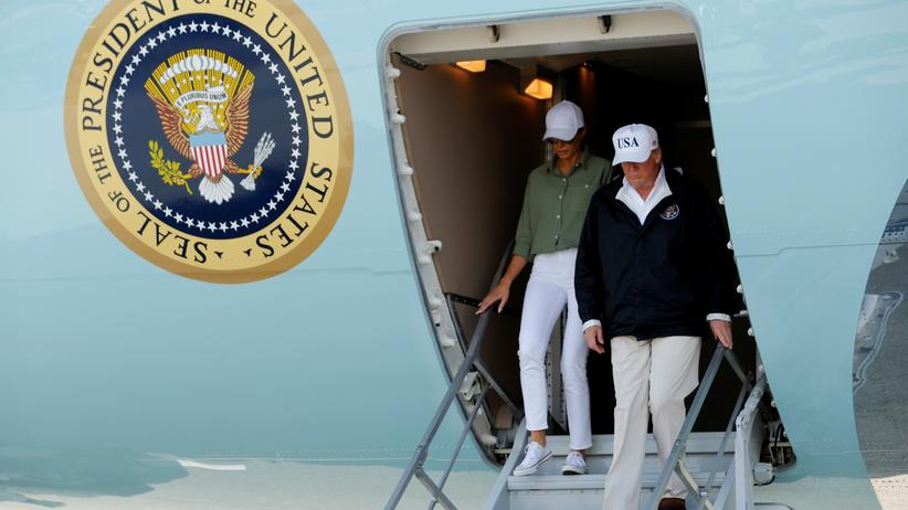 USA: Trump reist im November nach China