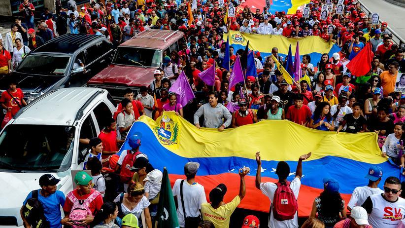 Venezuela: Annäherung zwischen Opposition und Regierung