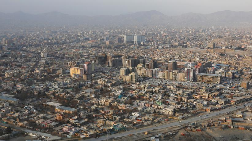 Afghanistan: In Kabul kam es zu einem Anschlag auf eine schiitische Moschee.