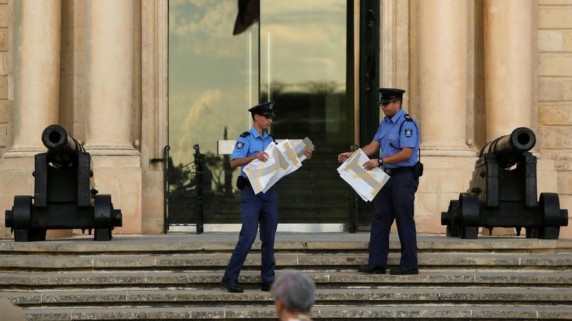 """Malta: """"Die Mafia fühlt sich auf der Insel sicher"""""""
