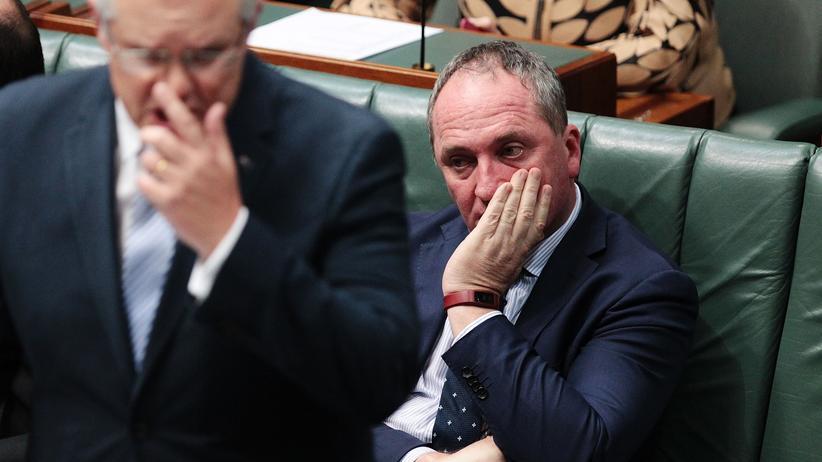 Australien: Vizeministerpräsident aus Parlament ausgeschlossen