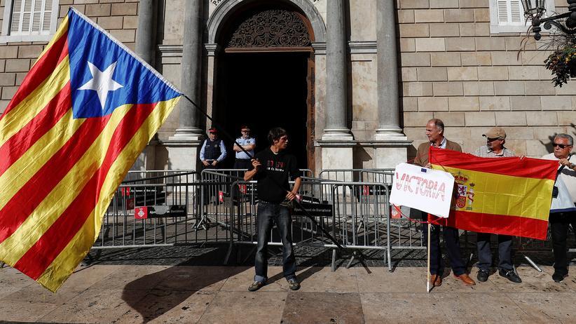 Spanien: Ohne EU wird Katalonien kein Staat