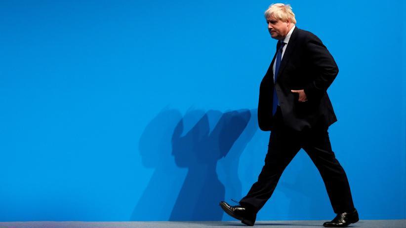"""Boris Johnson: """"Sie müssen nur die Leichen wegräumen"""""""