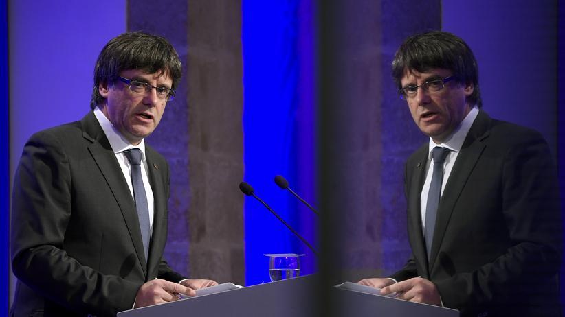 Carles Puigdemont: Kataloniens Regierungschef wirft EU Untätigkeit vor