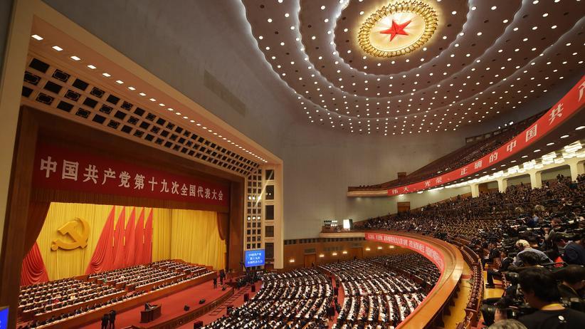 China: Staatschef Xi warnt vor Schwächung der KP-Herrschaft