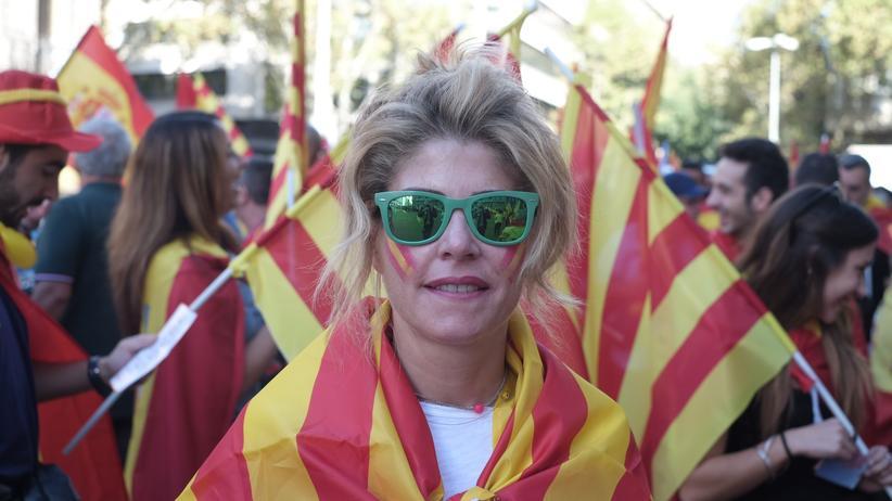 Katalonien : Sie sind nicht mehr unsichtbar