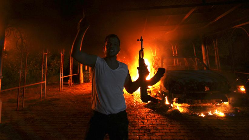 Trump gibt Festnahme von mutmaßlichem Beteiligten des Bengasi-Angriffs bekannt