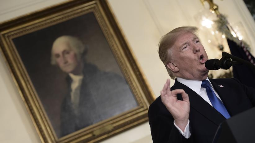 Donald Trump: Die Grenzen eines Präsidenten